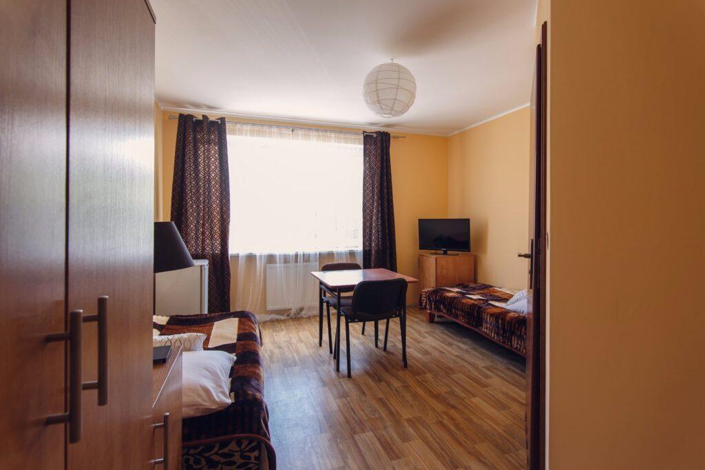 pokój 2-osobowy w hostelu w Szczecinie - Migrand